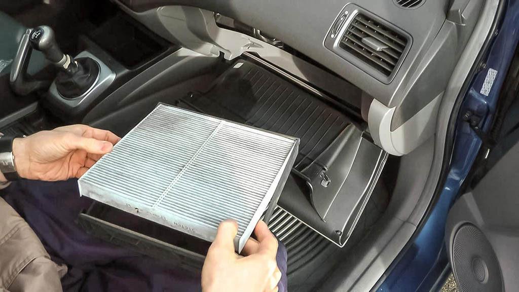 Салонный фильтр авто
