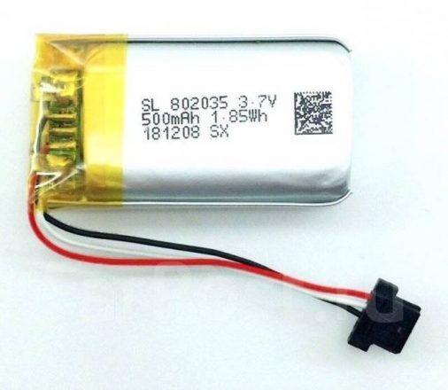 Батарея от видеорегистратора