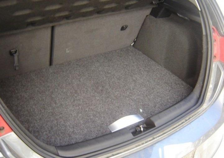 Двойное дно в багажнике