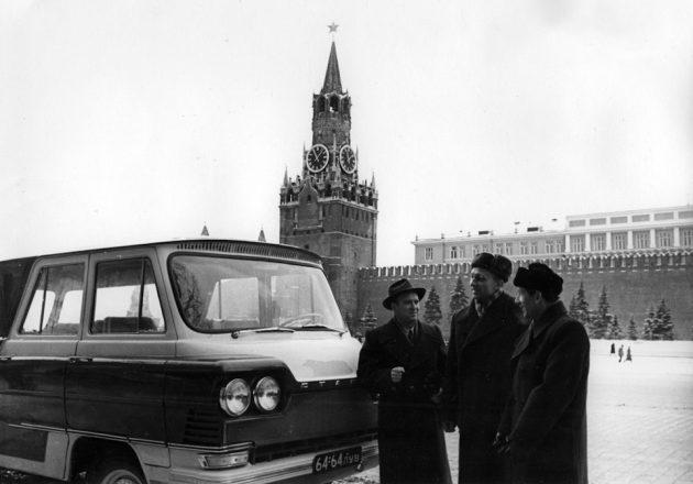 Микроавтобус «Старт» в Москве