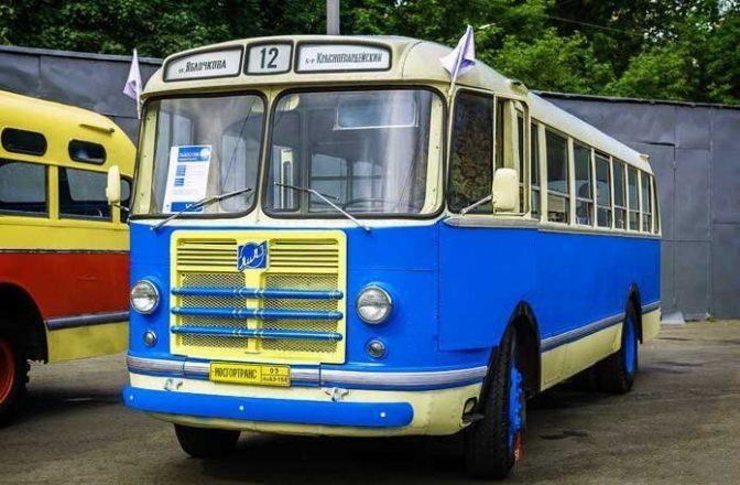 Автобус ЛиАЗ-158В