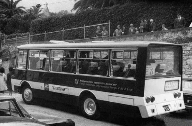 Автобус ПАЗ-665Т