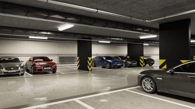 Паркинг для авто