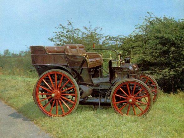 Британский автомобиль 1986 года