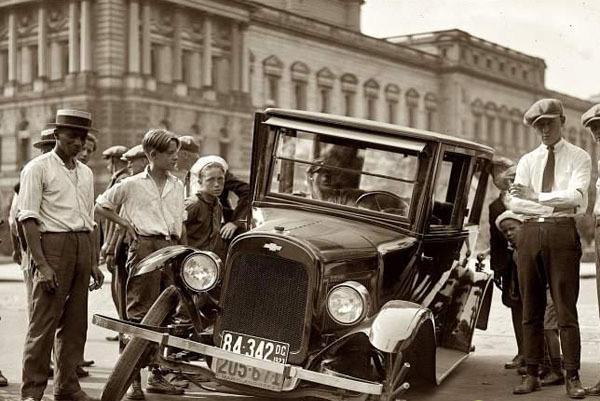 Лондонская авария 1896 года