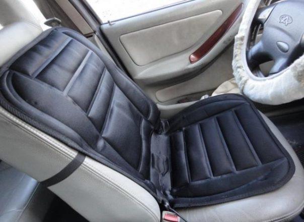 Чехлы с подогревом сидений авто