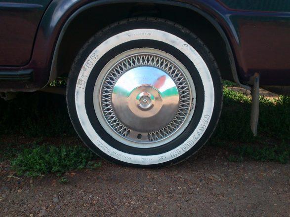 Пометки на шинах и дисках