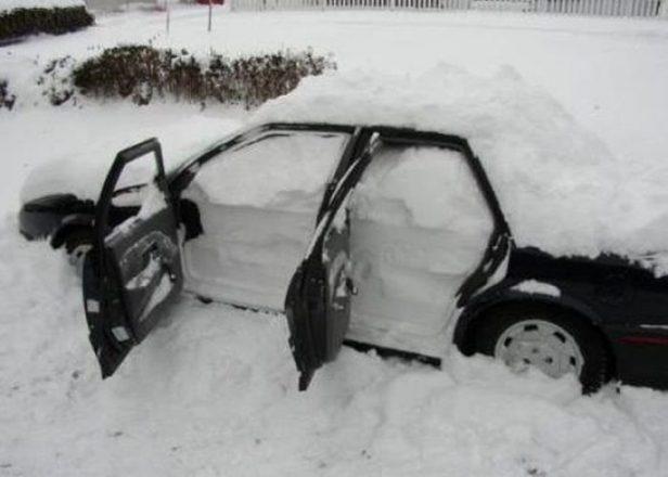 Авто для перевозки снега
