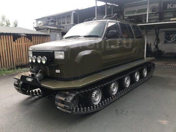 Великан из Владивостока