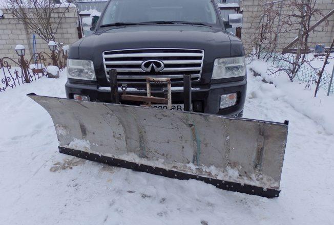 Снегоуборщик Infinity