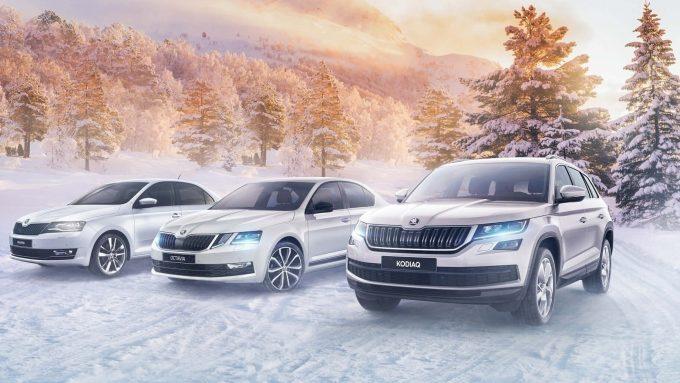 Покупка авто зимой
