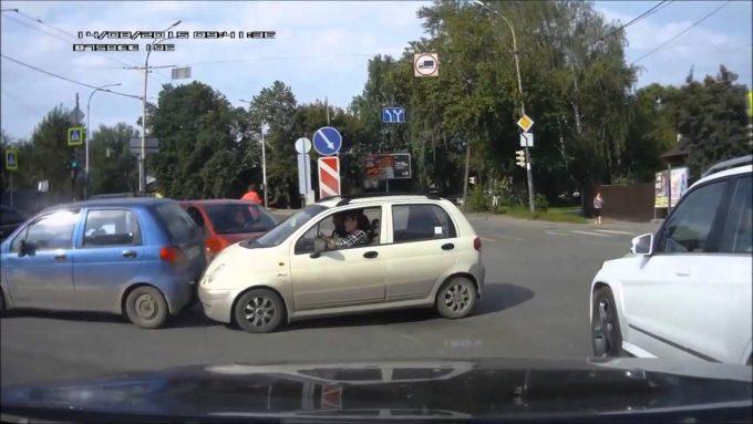 Расплата на дороге