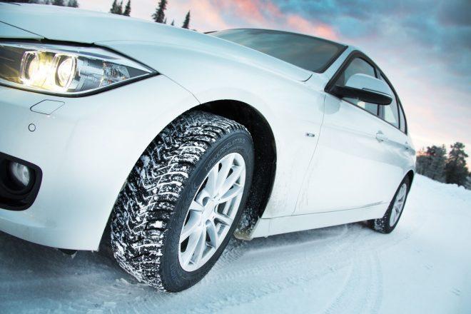 Зимние автошины