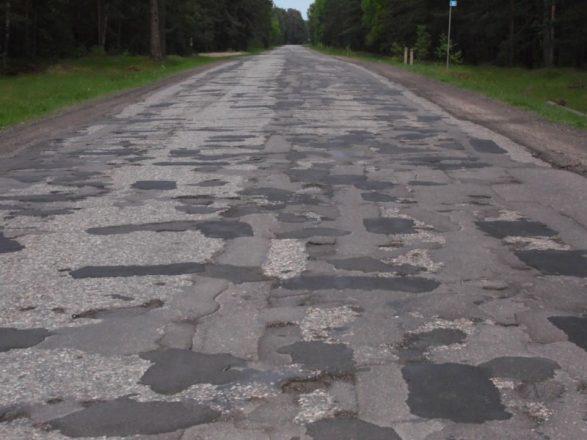 Дороги в России