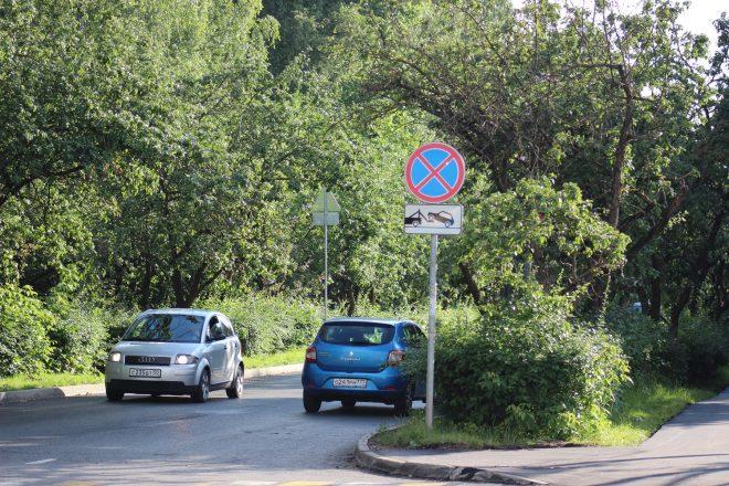 Если машина, препятствует дорожному движению, то она будет эвакуирована