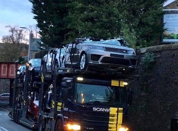 Автовоз попал в ДТП