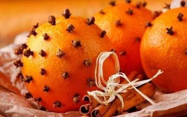Освежитель из апельсина