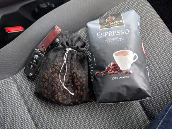 Кофейный освежитель
