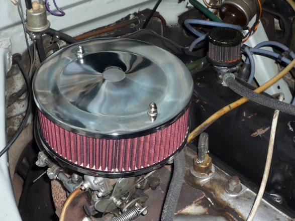 Фильтр для дизельного мотора