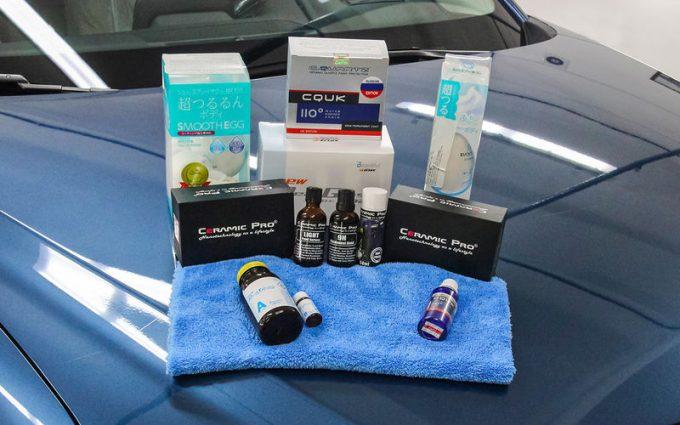 Материалы для защитного покрытия авто