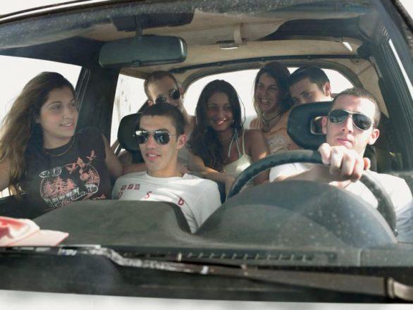 Лишний пассажир в авто