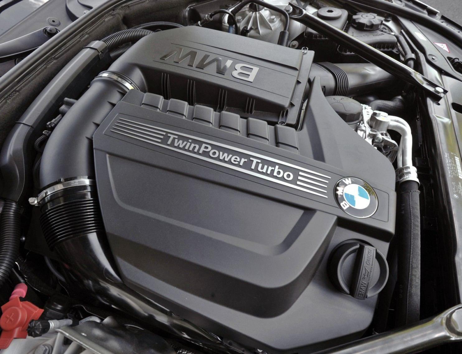 Мощный мотор БМВ