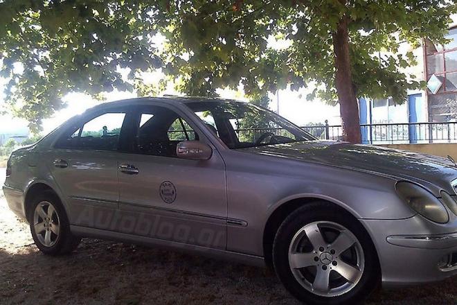 Mercedes-Benz E270 CDI миллион км