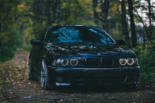 Фары BMW E-39