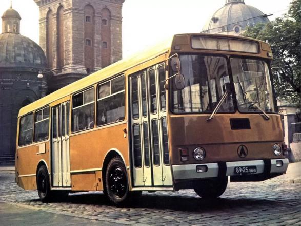 Автобус ЛАЗ