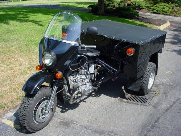Переделка мотоцикла
