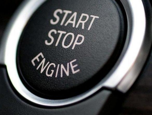 Кнопка «старт-стоп»