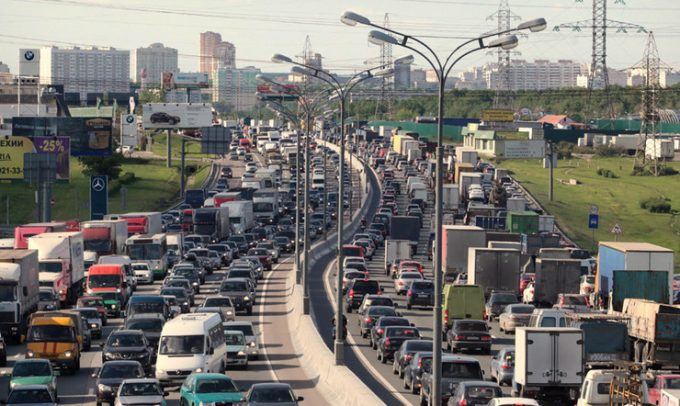 Третья кольцевая дорога Москвы