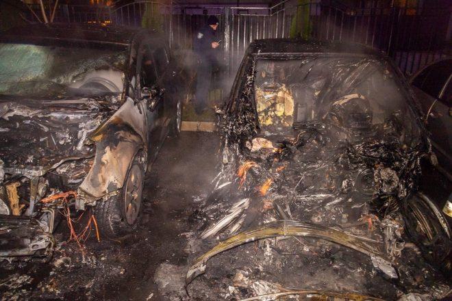 Взрыв BMW i3