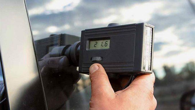 Прибор для измерения светопропускаемости