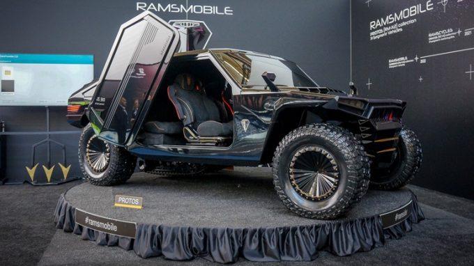 Ramsmobile Protos RM-X2