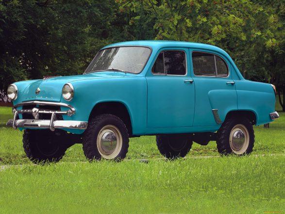 Москвич-410
