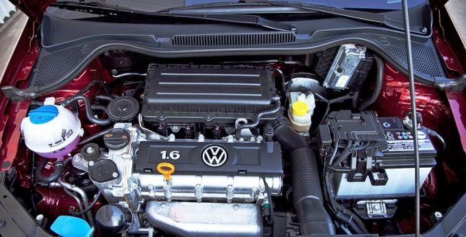 Мотор Volkswagen Polo