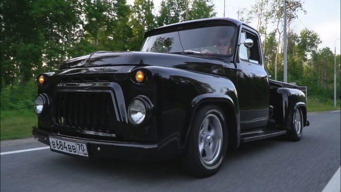 Пикап ГАЗ-52
