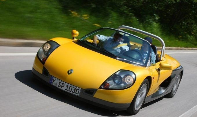 Renault SpiderSport