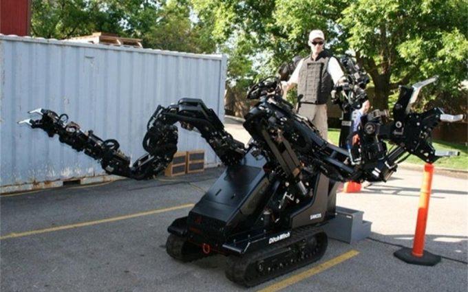Робот-погрузчикGuardian GT