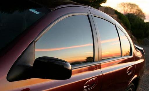 Тонированные стекла авто