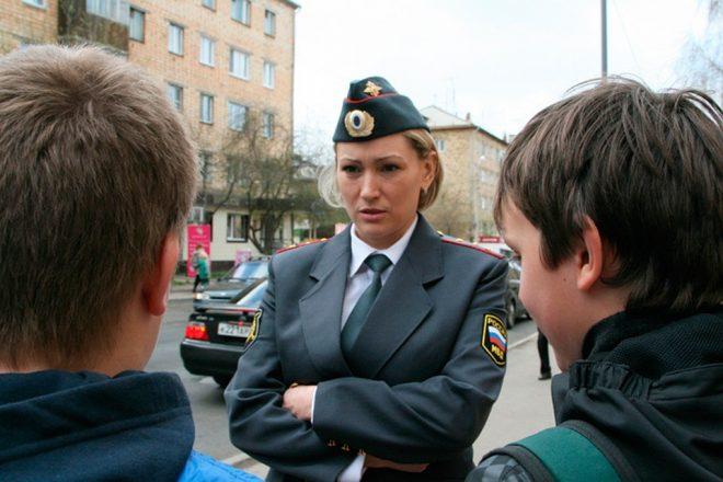 Инспектор ПДН