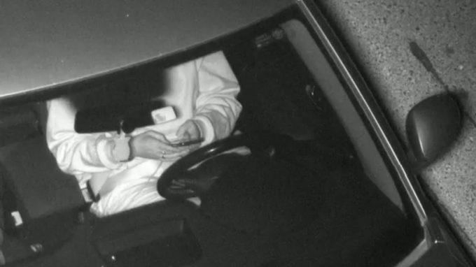 Снимок камеры видеонаблюдения