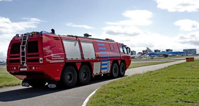 Пожарная машина Rosenbauer Panther 5