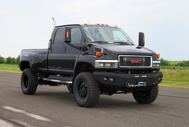 GMC Topkick Pickup