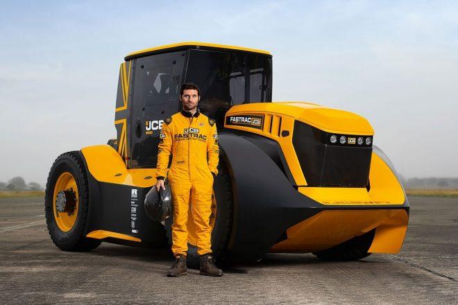 Трактор Fastrac One
