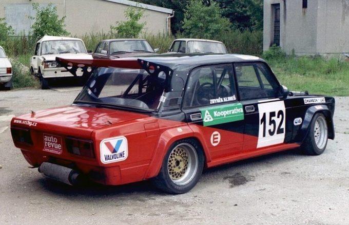 ВАЗ-2101 для гонок