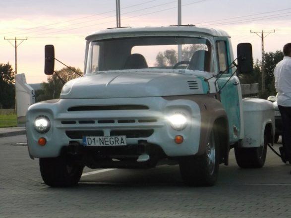 ЗИЛ-130 переделанный в пикап