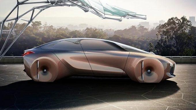 BMWVision Next 100