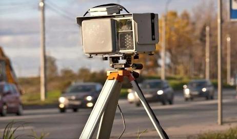 Переносная камера видеофиксации